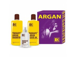 BRAZIL KERATIN Dárková sada Set Argan - s arganovým olejem