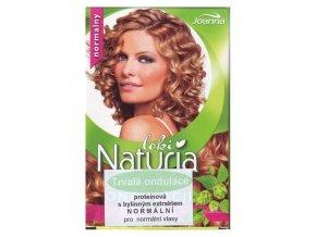 JOANNA Proteinová trvalá ondulace na vlasy s bylinným extraktem 2x75ml - normální