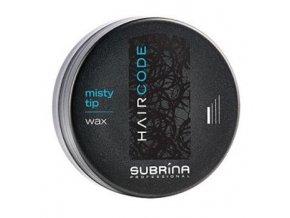 SUBRÍNA Hair Code Misty Tip Wax 100ml - tvarovací vosk na vlasy