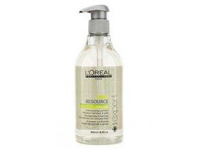 LOREAL Professionnel Expert Pure Resource Shampoo 500ml - šampon pro mastné vlasy