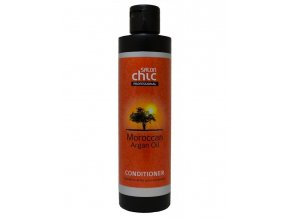 SALON CHIC Conditioner Argan Oil 250ml - kondicionér s arganovým olejem
