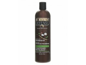 DAILY DEFENSE Macadamia Oil Conditioner 473ml - hydratační vlasový kondicioner