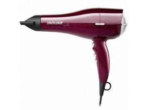 JAGUAR HD 3900 ROUGE ROYAL profi fén na vlasy 1900W - červený s glitrami