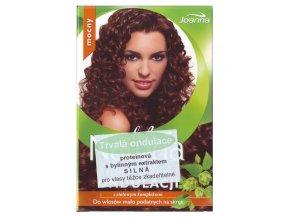 JOANNA Proteinová trvalá ondulace na vlasy s bylinným extraktem 2x75ml - silná