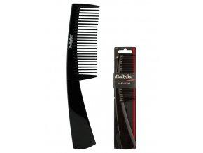 BABYLISS Paris Profesionální hřeben z ručkou na rozčesávání vlasů 215mm - černý