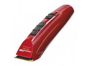 BABYLISS PRO FX811RE X2 Volare Ferrari Professional Clipper RED profi aku strojek 45mm - červený