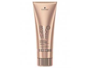 SCHWARZKOPF Blondme Keratin Restore Bonding Shampoo 250ml - keratinový šampon pro blond vlasy