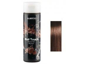 SUBRINA Mad Touch Gelová barva na vlasy Brownie Brown 200ml - hnědá