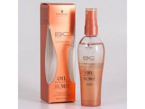 SCHWARZKOPF BC Oil Miracle Oil MIST for Thick Hair 100ml - Olejový sprej pro silné vlasy