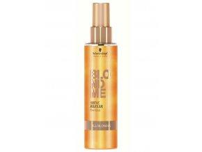 SCHWARZKOPF Blond Me Shine Elixir 150ml - uhlazující elixír pro lesk blond vlasů