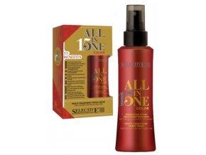 SELECTIVE Color 15v1 ALL IN ONE 150ml - intenzivní péče pro barvené vlasy