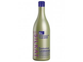 BES Silkat D2 Restitutive Conditioner 1000ml - regenerační kondicioner na vlasy