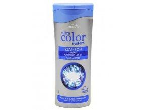 JOANNA Ultra Color Silver Platin Shampoo 200ml - stříbrný šampon pro platinovou blond