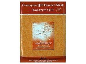 MJ CARE Q10 Coenzyme Q10 - regenerační pleťová maska na suchou pleť