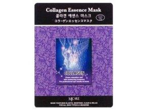 MJ CARE Collagen Kolagen - omlazující pleťová maska s kolagenem proti vráskám
