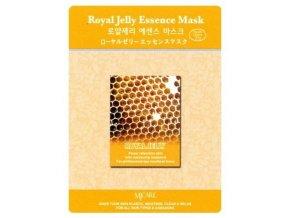MJ CARE Royal Jelly Med - luxusní pleťová maska proti vráskám a ozdravující kůži