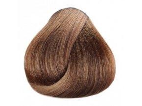 BLACK Ammonia Free Barva bez amoniaku 100ml - Teplá střední blond 7.06