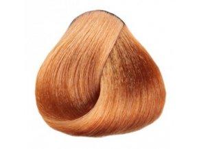 BLACK Ammonia Free Barva na vlasy bez amoniaku 100ml - Amber, jantarová 7.03