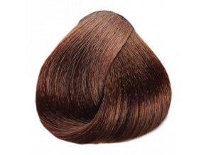 BLACK Ammonia Free Barva na vlasy bez amoniaku 100ml - Karamelová 7.34