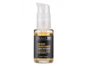 BLACK Argan Treatment Serum 50ml - arganové vlasové sérum na velmi poškozené vlasy