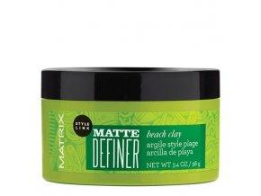 MATRIX Style Link Matte Definer Beach Clay 98g - matující jíl na vlasy