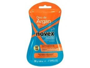 NOVEX Argan Oil Deep Treatment Conditioner 30g - arganová kúra na poškozené vlasy