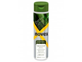 NOVEX Bamboo Sprout Conditioner 300ml - hydratační kondicioner na suché vlasy