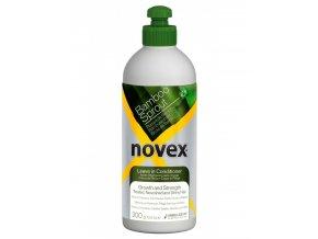 NOVEX Bamboo Sprout Leave-in Conditioner 300g - bezoplachový hydratační kondicionér