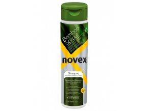 NOVEX Bamboo Sprout Shampoo 300ml - bambusový šampon na suché vlasy