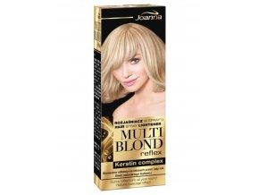 JOANNA Multi Blond Reflex Keratin Complex - zesvětlovač na vlasy ve spreji s keratinem