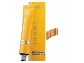 SCHWARZKOPF Igora Fashion L-57 barevný melír na vlasy 60ml - Zlatá měděná