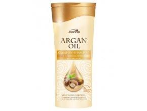 JOANNA Argan Oil Shampoo 200ml - šampon s arganovým olejem na suché a poškozené vlasy