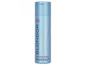 WELLA Blondor Extra Cool Blonde 150g - melír pro studné blond odstíny vlasů