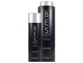 BES PHF COLOR Shampoo 1000ml - šampon pro zvýraznění a ochranu barvy
