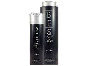 BES PHF CURL Shampoo 1000ml - šampon pro vlnité vlasy oživující kudrny