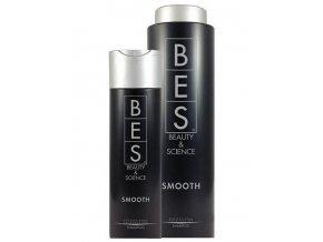 BES PHF SMOOTH Shampoo 1000ml - uhlazující šampon zabraňující krepatění vlasů