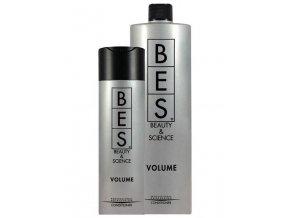 BES PHF VOLUME Conditioner 1000ml - objemový kondicionér pro jemné a tenké vlasy