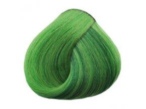 BLACK Glam Colors Permanentní barva na vlasy 100ml - Mojito Green C5