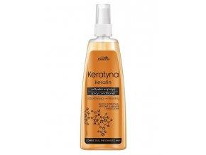 JOANNA Keratin Spray Conditioner 150ml - bezoplachový kondicioner na poškozené vlasy