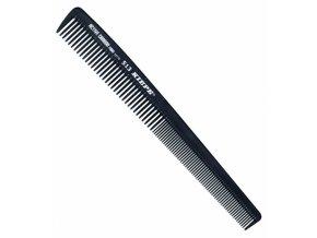 KIEPE Professional Active Carbon 513 - karbonový antistatický pánský hřeben na vlasy 180x22mm