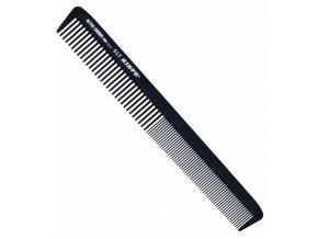 KIEPE Professional Active Carbon 517 - karbonový antistatický hřeben na vlasy 220x30mm