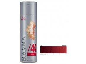 WELLA Professionals Magma By Blondor 120g - Barevný melír č.44 intenzivní měděná červená