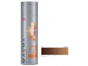 WELLA Professionals Magma By Blondor 120g - Melírovací barva č.73 hnědá zlatá