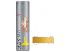 WELLA Professionals Magma By Blondor 120g - Melírovací barva Limoncello - žlutá