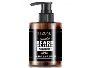 H-ZONE Essential Beard Shampoo 100ml - Šampon na vousy