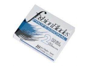 KIEPE Professional Fashion Blades Box10pcs - efilační žiletky pro břitvu Slim a Ergos