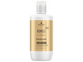 SCHWARZKOPF BC Excellium Taming Treatment 750ml - uhlazující kúra pro krepaté vlasy
