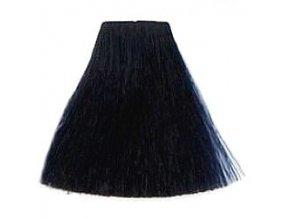 KALLOS KJMN Barva na vlasy s keratinem a arganovým olejem - 1.10 Blue Black