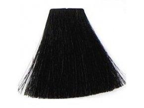KALLOS KJMN Barva na vlasy s keratinem a arganovým olejem - 1.0 Black