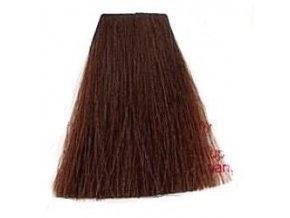 KALLOS KJMN Barva na vlasy s keratinem a arganem - 5.34 Light Golden Copper Brown